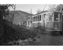 Foto storiche   Tram 32 Antella