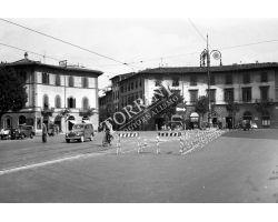 Foto storiche Firenze Piazza delle Cure