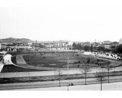 Foto storiche Firenze Campo sportivo Padovani