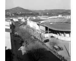 Foto storiche Firenze Veduta stadio