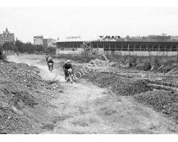 Foto storiche Firenze  Motoregolarismo al Campo di Marte