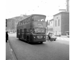 Foto storiche Firenze Autobus a due piani  n°17