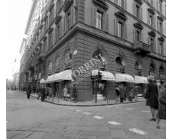 Foto storiche Firenze   Negozio Raspini