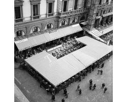 Foto storiche Firenze   Bar caffè concerto Paszkowski