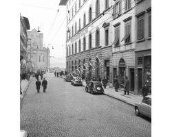 Foto storiche Firenze  1  via panzani