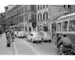 Foto storiche Firenze  via panzani piazza unità