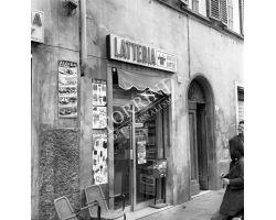 Foto storiche Firenze  Latteria Piazza Piattellina
