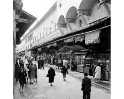 Foto storiche Firenze    Negozi Gioielleria Ponte Vecchio