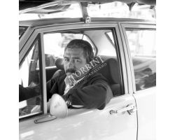 Foto storiche Firenze    cinema attore Renzo Montagnani