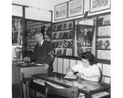 Foto storiche Firenze    negozio gioielleria  Ponte Vecchio
