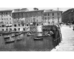 Foto storiche Livorno 1954  04995  Livorno