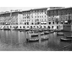 Foto storiche Livorno 1954  04994   Livorno
