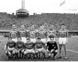 Foto storiche   campionato calcio 55 56  formazione Sampdoria