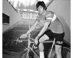 Ciclismo  Francesco Moser all\'Abetone