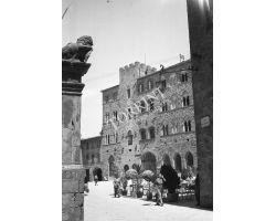 Foto storiche Toscana 1954  04320 Volterra