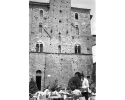 Foto storiche Toscana 11954  04330 Bar Volterra