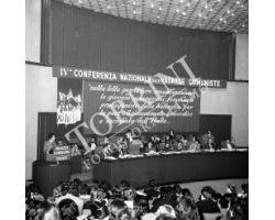 4a Conferenza Nazionale delle ragazze comuniste Berlinguer
