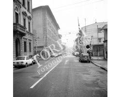 Passaggio a livello in Via Vittorio Emanuele FFSS 500