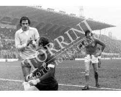 1975 Fiorentina Lazio 74 75 Galdiolo Chinaglia Superchi