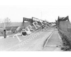Costruzione del ponte di Varlungo cantiere 03