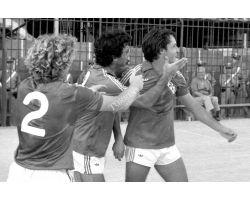 Fiorentina Cagliari 80 81 bertoni