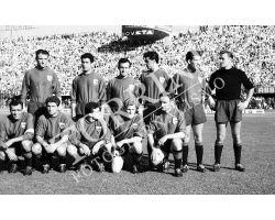 Formazione Fiorentina 1954