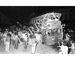 Autobus TORPEDINE in giro per la Città ATAF