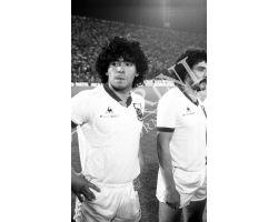 Fiorentina Argentina Maradona