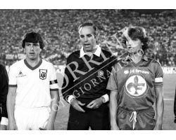 Fiorentina Argentina Passarella Antognoni
