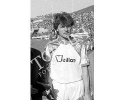 Giancarlo Antognoni con la maglia del Losanna