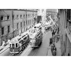 Tram in Via martelli
