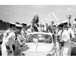 119 Fiat 500 show al Piazzale Michelangelo