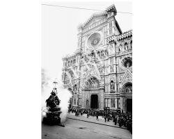 156 Scoppio del Carro in Piazza Duomo