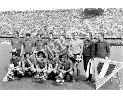 Formazione Fiorentina secondo scudetto