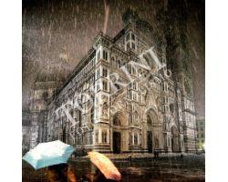 194 Duomo con neve