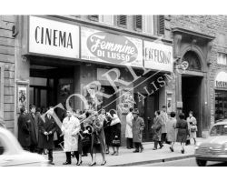 Cinema Excelsior in Via Cerretani