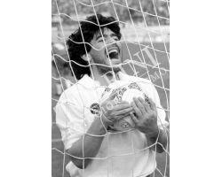 Calcio Fiorentina Napoli Maradona