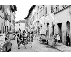 234 Bambine in Via Camaldoli in San Frediano