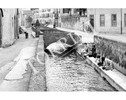 249 Donne al lavoro lavatoio Lucca