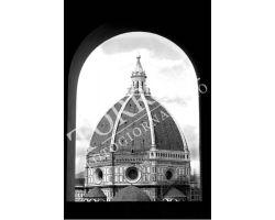266 Duomo bianco nero
