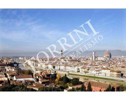 271 Veduta Firenze dal Piazzale Michelangelo