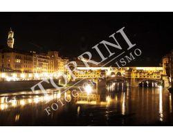 Ponte Vecchio notturno colore