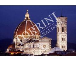 276  Duomo Campanile di Giotto notturno