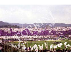 Calcio Tifosi Curva Fiesole Coreografia monumenti