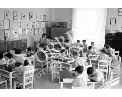Foto storiche Classe elementare bambini