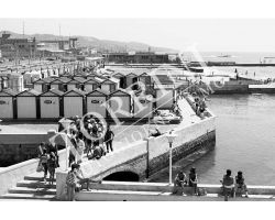 327 Livorno Bagni Pancaldi mare
