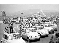 351  Fiat 500 al Piazzale Michelalengelo